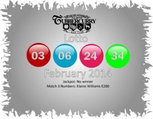 Lotto-Feb14