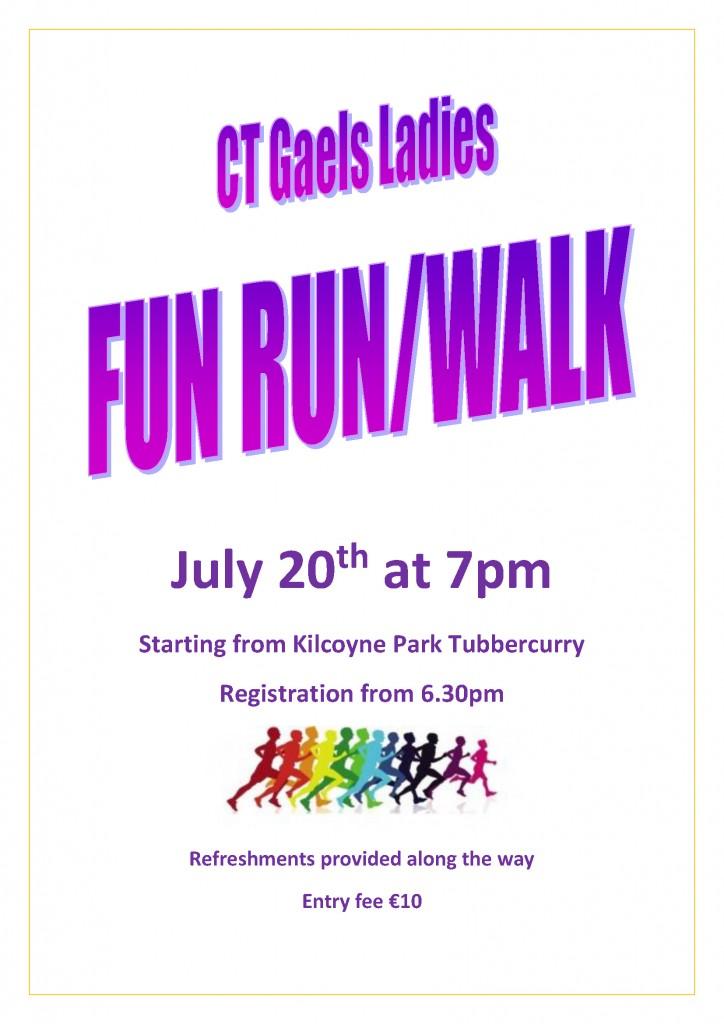 Fun runwalk(3)
