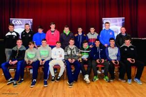 Sligo Under 16 County Hurling Champions 2014